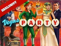 Leo Vegas slot Vegas Party, testa den nu