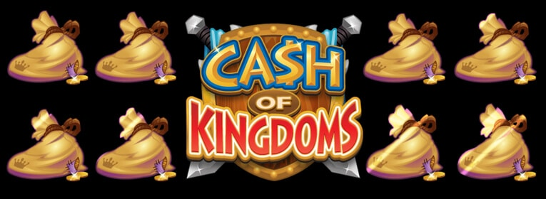 Vinn Cash of Kingdoms bonus och free spins
