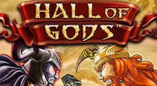 Het Jackpott på Hall of Gods slot